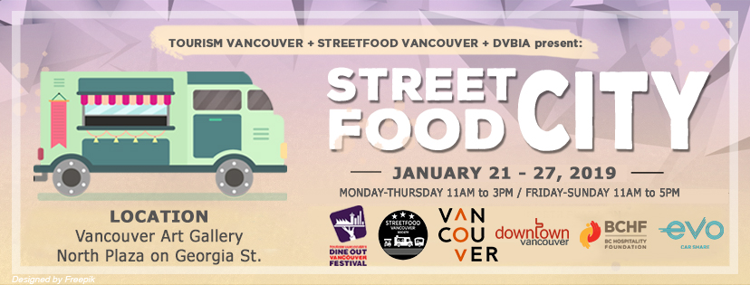 Street Food City 2019 Coming Soon!